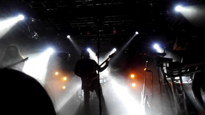 Riverside - Vale of Tears. Live at Nosturi club 02.04.2019 Helsinki