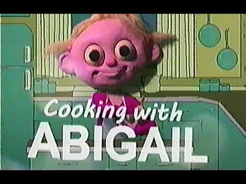 Cooking with Abigail Jack Stauber