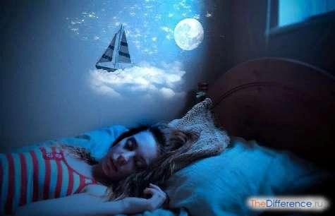Что делать, если приснился плохой сон