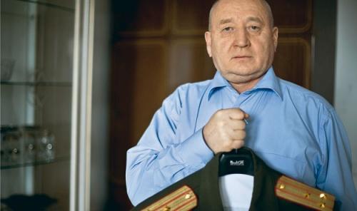 Полковник Николай Баталов, бывший глава волгоградского отделения ДПА и бывший замкомандира 8-го корпуса
