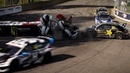 Ken Block and Tanner Foust CRASH in Canada