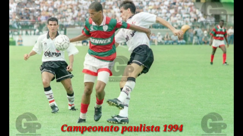 OSMAR SANTOS Corinthians 1x0 Portuguesa 20/03/1994 Gol de Viola Rádio Globo SP