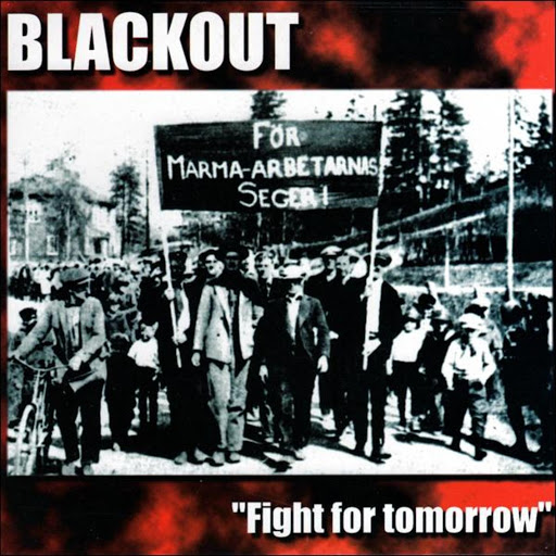 Blackout альбом Fight for tomorrow