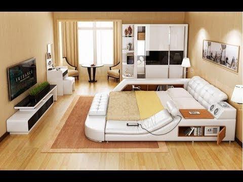 Increibles Ideas para Ahorrar Espacio - Muebles inteligentes ▶3