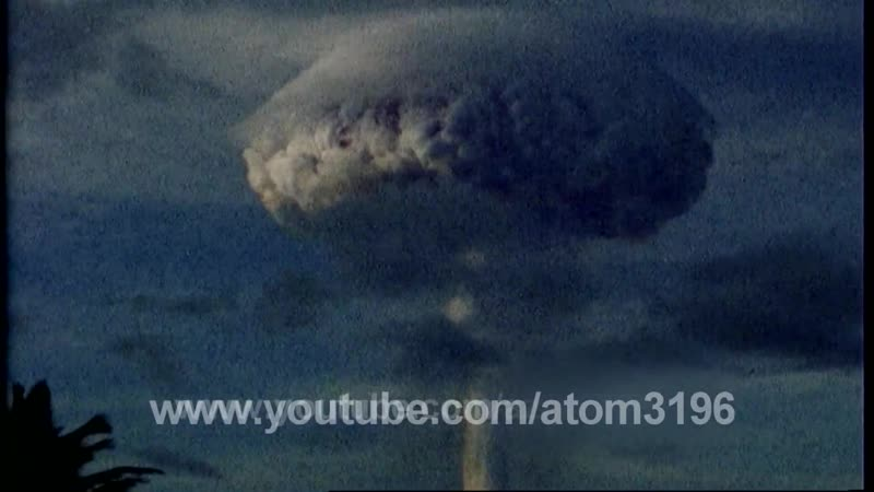HD 水素爆弾 Refugee of Christmas Island operation dominc nuclear tests.1_0001