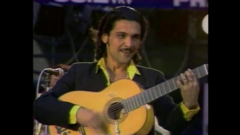 Les Négresses Vertes - LHomme des Marais - 09061990 - Concert SOS Racisme