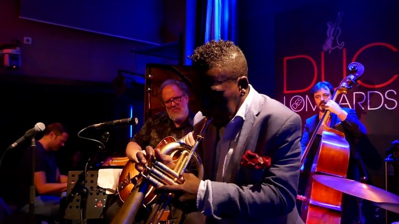 Roy Hargrove in a Jam Day 1 - The Girl From Ipanema (Duc des Lombards - Paris - July 15th 2017)