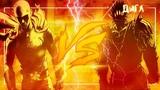 САЙТАМА против ГОКЕТСУ!!  ПОЛНАЯ версия БИТВЫ  One Punch Man экстра обзор  Аниме Ванпанчмен