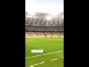 Динамо Киев - Астана (открытая тренировка 2)