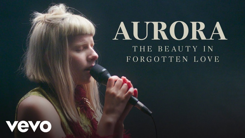 AURORA - Forgotten Love Official Performance   Vevo