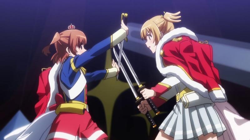 Shoujo Kageki Revue Starlight - Revue of Bonds Episode 9 (Karen vs Nana)