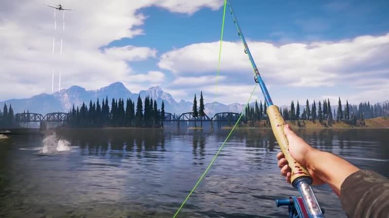 Мотри в Far Cry 5 РикиМортиrickandmorty
