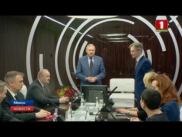 Сергей Румас: «У Банка развития могут появиться новые функции»