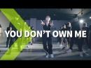 [Performance Ver.] Viva dance studio You Don't Own Me - Grace (ft. G-Eazy) / Jane Kim Choreography