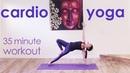 Power Yoga Workout ~ Quick Cardio Flow