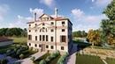 Villa Foscari Real time Viz