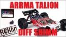 Arrma Talion/Kraton differential Shimm (vol5)