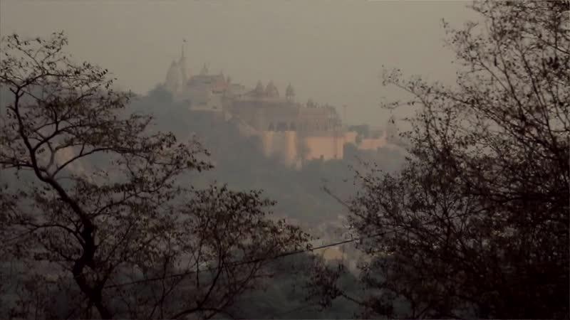 Варшана, Индия- место явления Шримати Радхарани. Varshna