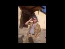Десантник 90 го ОАеМБ вийшов на перекур 😊