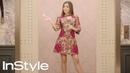 Isabela Moner | 2019 Golden Globes Elevator | InStyle