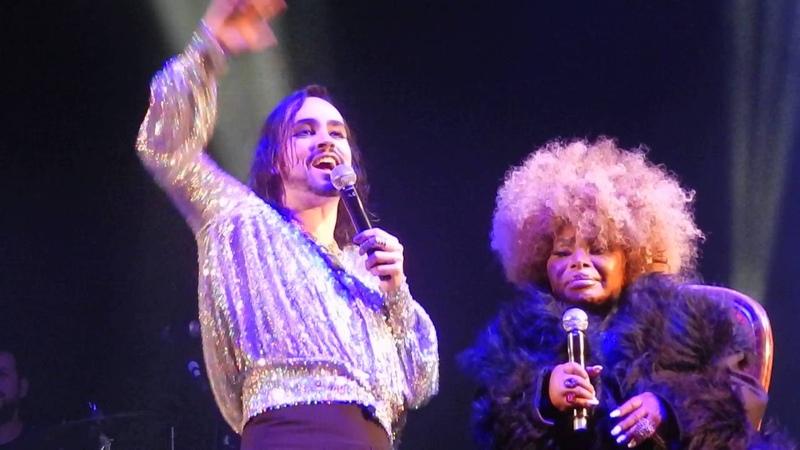 Elza Soares e Johnny Hooker - Volta por Cima
