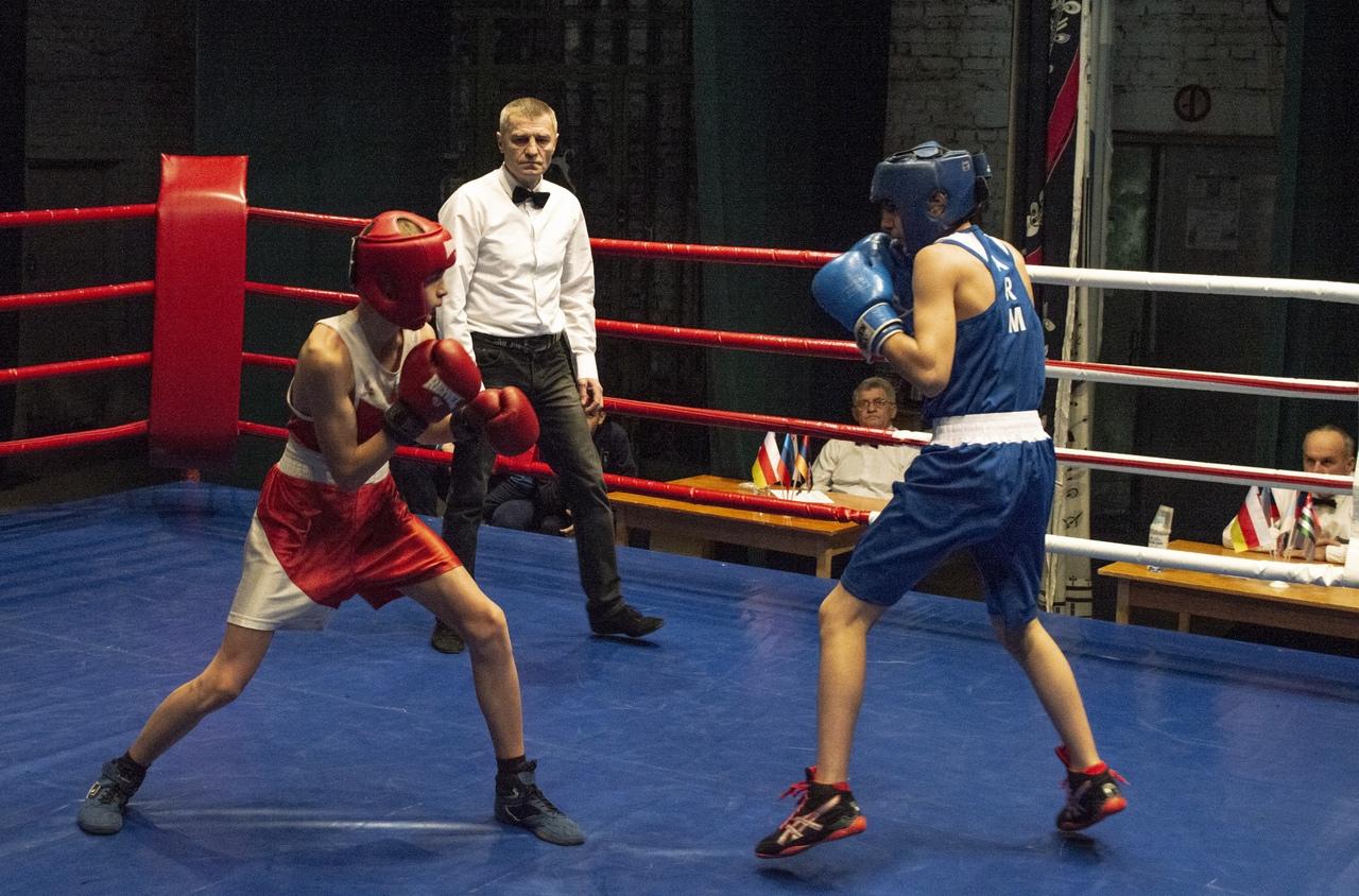 В Донецке проходит XI Международный турнир по боксу