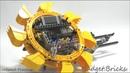 [Build] Lepin Technics 20015 aka Lego Technics 42055 Bucket Wheel Excavator Timelapse Stop Motion