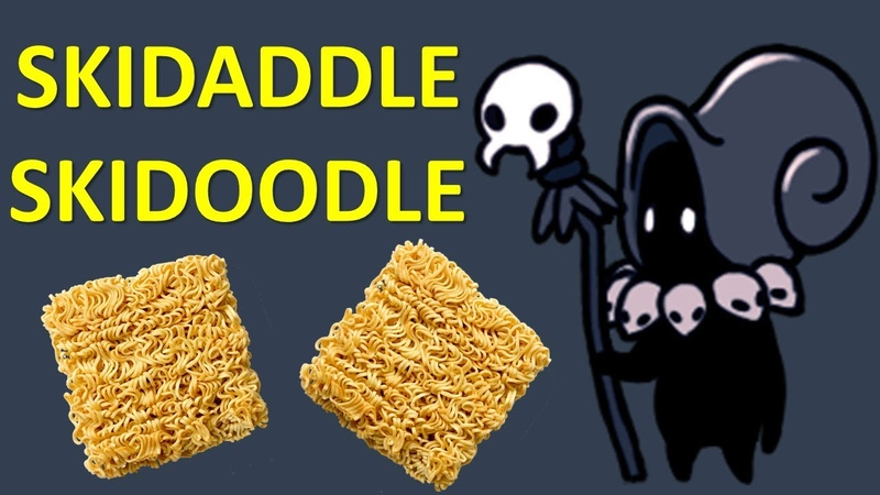 HOLLOW KNIGHT - Skidaddle Skidoodle