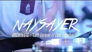 ARCHITECTS - Naysayer (Drum cover)