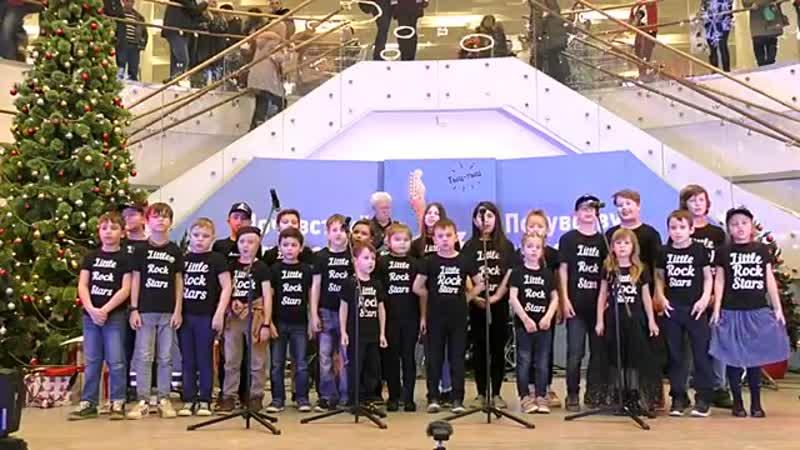 Рок-хор Little Rock Stars: Найк Борзов - Верхом на звезде