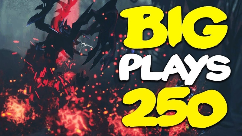 Dota 2 - Big Plays Moments - Ep. 250 (Best of Ep. 226-249)