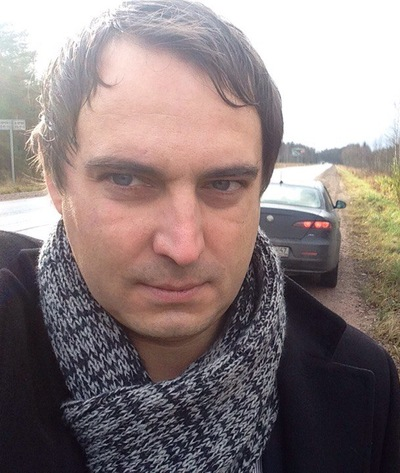 Алексей Сарин