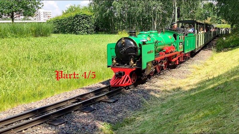 Dresden Park Railway. Part: 4/5