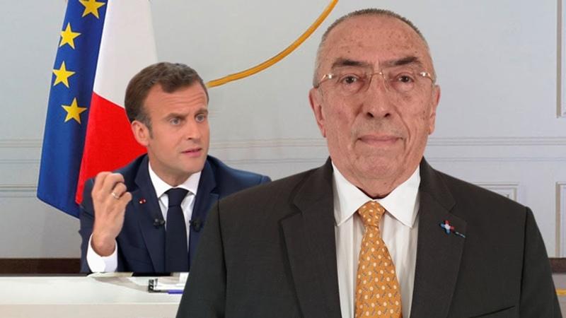 Le banquier s'adresse aux Français