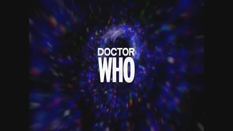 Doctor Who 1986 3D intro fanmade