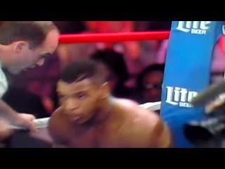 Be real - mike tyson vs trevor berbick - iron monster - power and rage - a roaring blaze