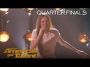 Courtney Hadwin: Teen Powerhouse Sings Papa's Got A Brand New Bag - America's Got Talent 2018