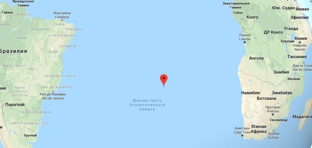 Святая Елена, Остров вознесения, Тристан-да-Кунья