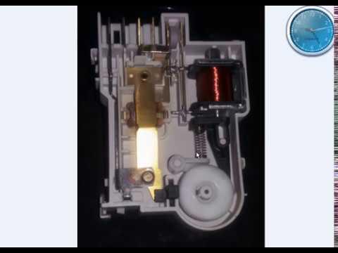 Устройство и принцип работы импульсного быстрого замка стиральной машины УБЛ