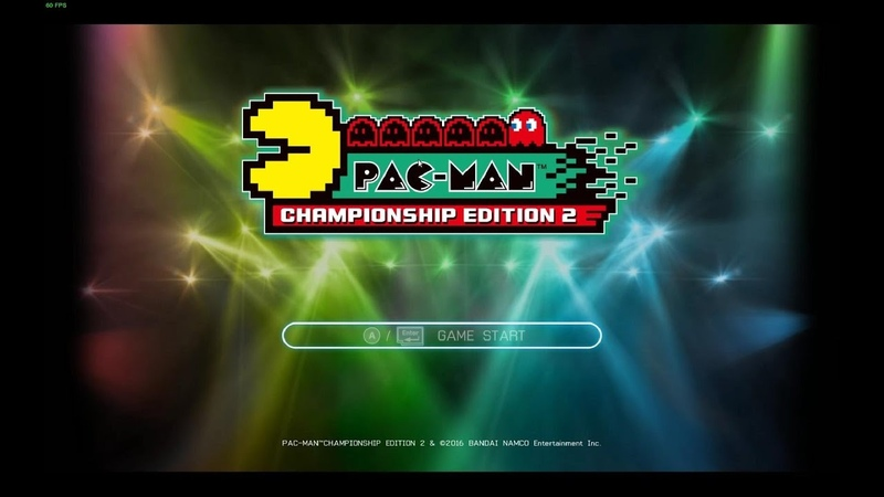PAC MAN CHAMPIONSHIP EDITION 2 Review Gameplay Steam PC Linux