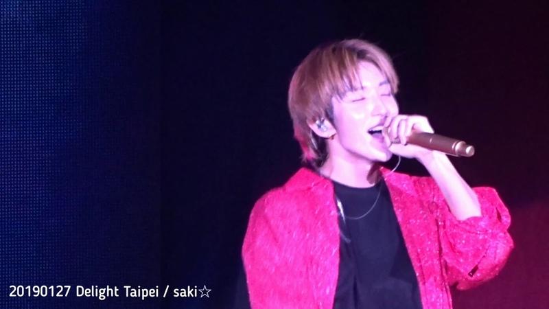 20190127 Delight Taipei「As Long as You Love Me」 イジュンギ leejoongi 이준기