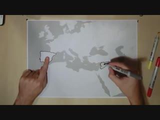 О причинах войны в Сирии за 10 минут (цензура)