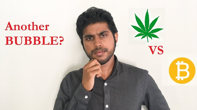 Marijuana is the New Bitcoin