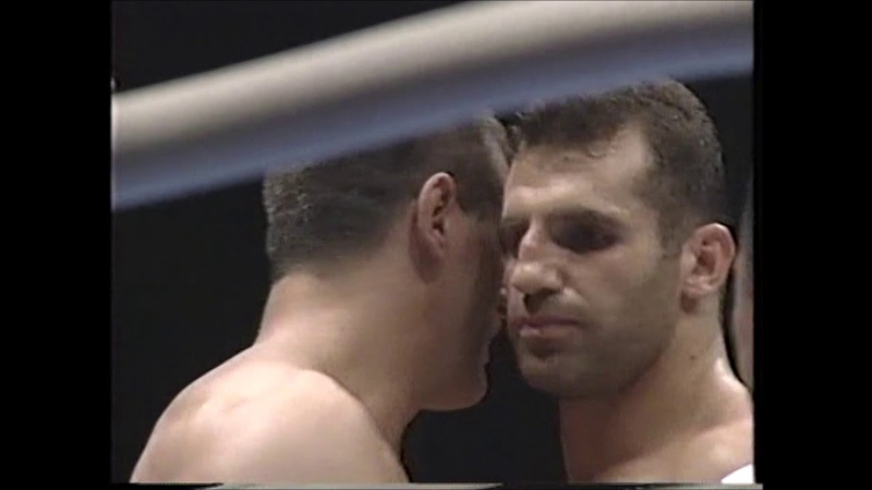 Branko Cikatic vs Sam Greco