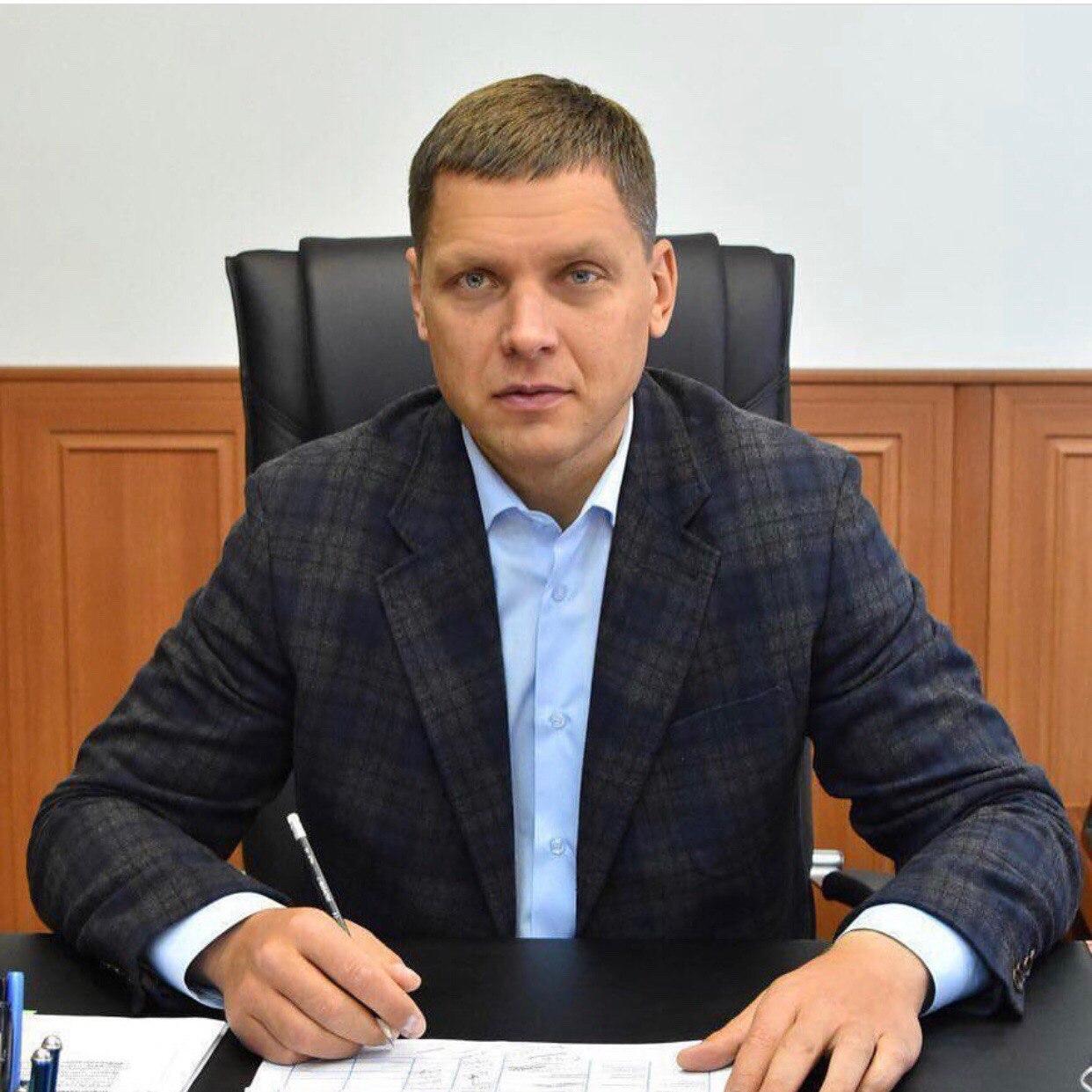 Глава дмитровского района попал в аварию