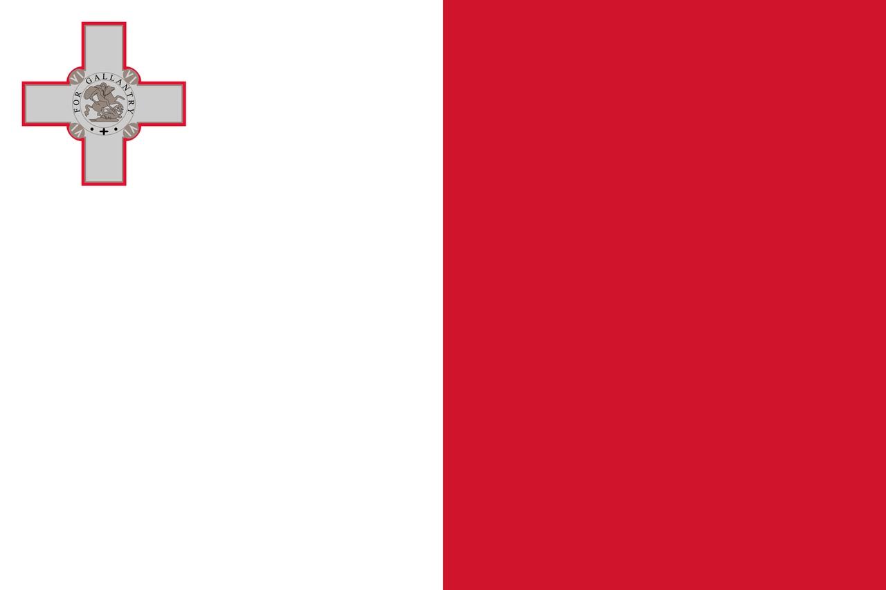 Флаг Мальта