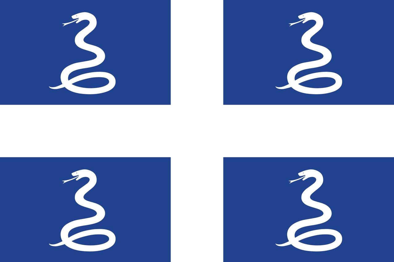 Флаг Мартиника