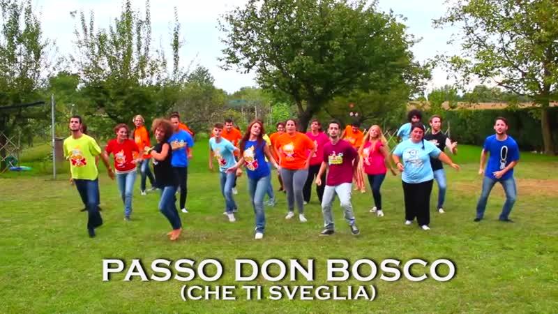 200 dB Don Bosco a tutto volume.