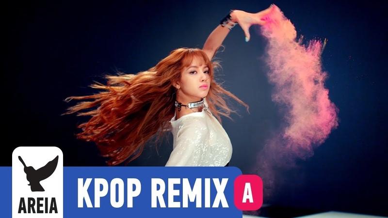 BLACKPINK - DDU-DU DDU-DU (뚜두뚜두) [REMIX VERSION A - HARDSTYLE]   Areia Kpop Remix 313A