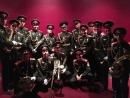 Выступление суворовцев МВМУ на World Band Festival Luzern
